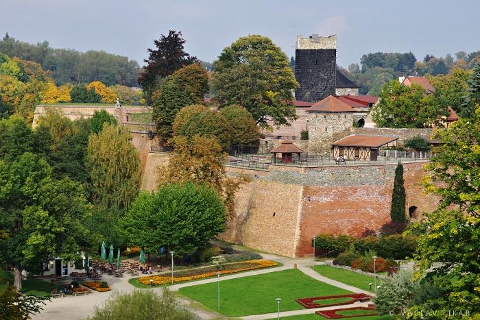 Chebský hrad, národní kulturní památka