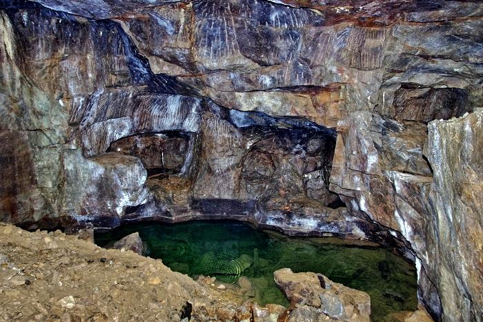 důl jeroným - václav fikar