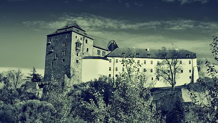 hrad bečov b