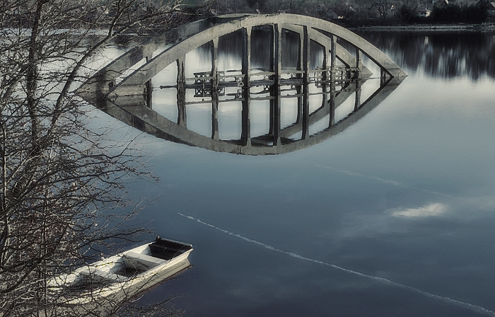 jesenice-most by václav fikar
