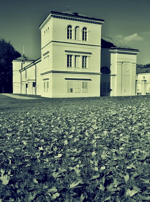lázně kynžvart - podzim