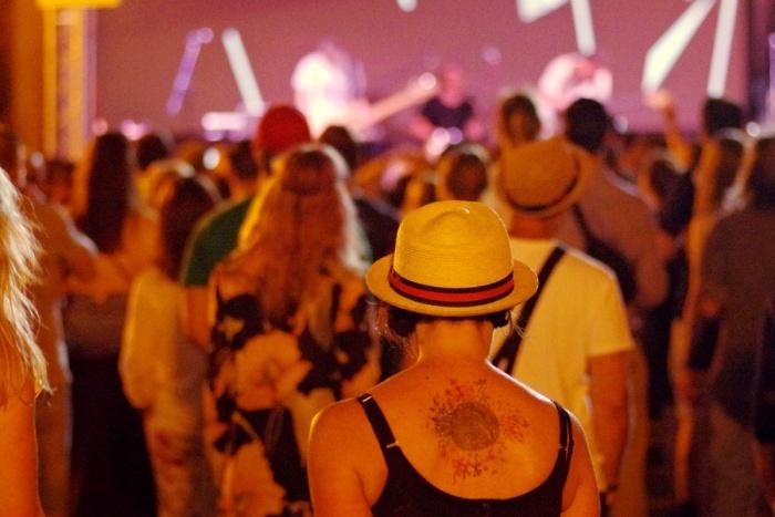 Festival Chebské dvorky 2019