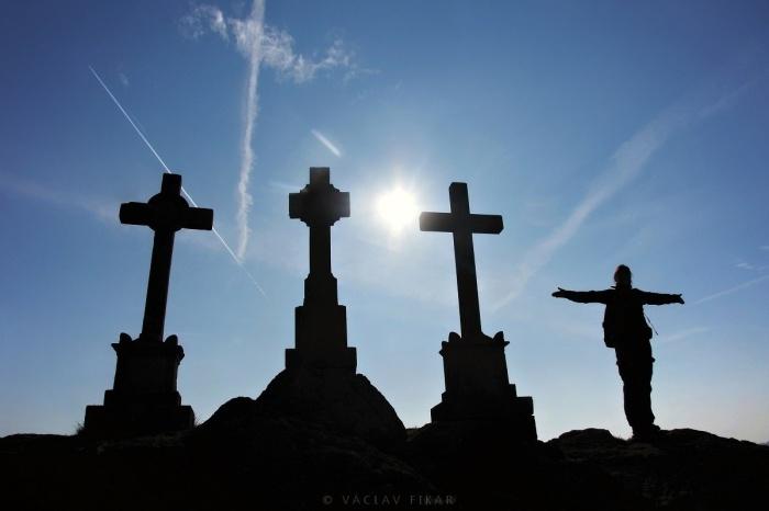 Tři kříže, národní přírodní památka