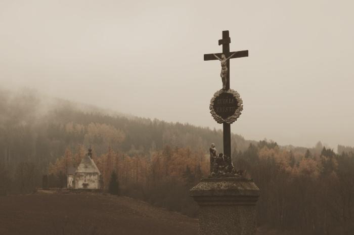 Fotografoval jsem na místě, kde měl zombie unést svou milou