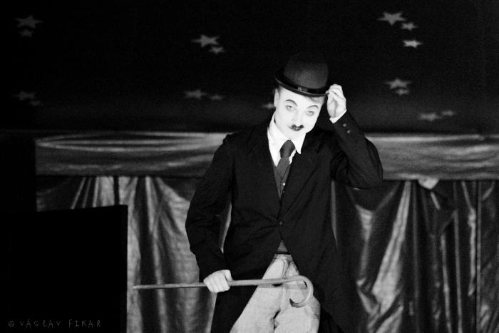 Chaplin se loučí (Letní bláznění 2019)