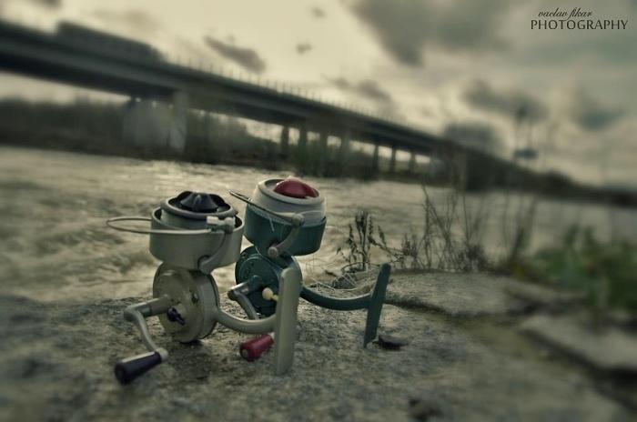 Feet of Fishing 5